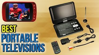 5 Best Portable Televisions 2017