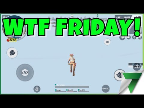 WTF FRIDAYS! SQUAD WITH SPONSORS!! | Rules of Survival