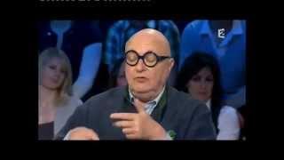 Jean-Pierre Coffe - On n'est pas couché 17 avril 2010 #ONPC