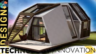 10 Unusual But Awesome Tiny Homes And Vacation Cabins