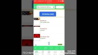 Download How to use IFILE ORGANIZER for downloading songs