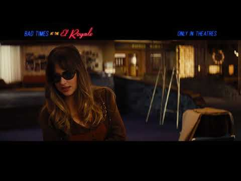 Bad Times At The El Royale - Character Checks In Emily Clip