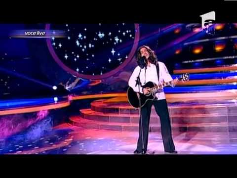 Mihai Traistariu - Say something - LIVE ( in a TV Show )