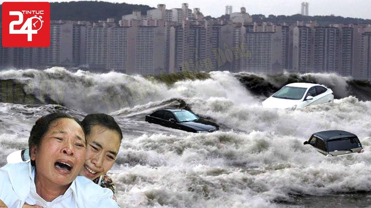 Tin Lũ Lụt Trung Quốc Nóng Nhất Ngày 24/7/2021 | Tin Bão Lũ Mới Nhất Hôm Nay  | TIN TỨC 24H TV