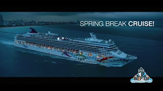 Inception at Sea | 2016 Spring Break Cruise | Teaser