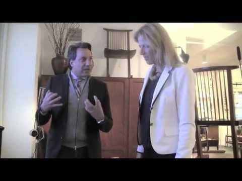 Stylish Shopping with Susanna Salk and Thom Filicia