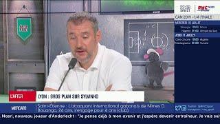 """OL - Ducrocq : """"Sylvinho a le charisme et les compétences pour être un numéro 1"""""""