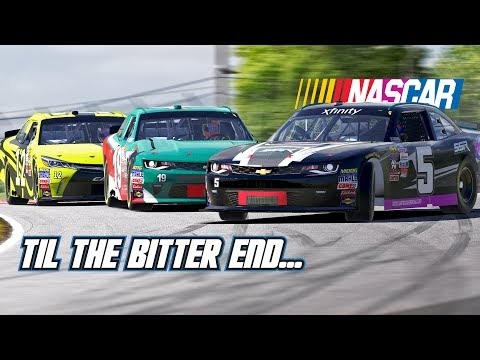 iRacing: Til the Bitter End... (Xfinity Camaro @ Mid Ohio)
