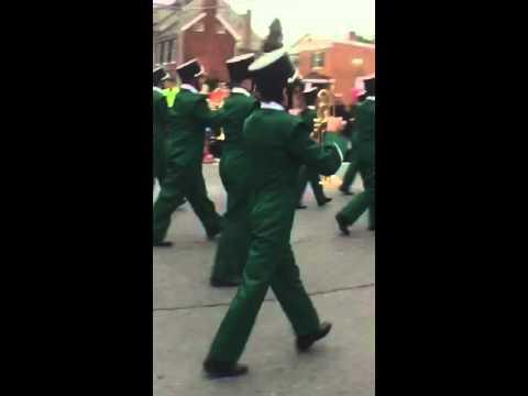 Daniel Morgan Middle School Marching Band