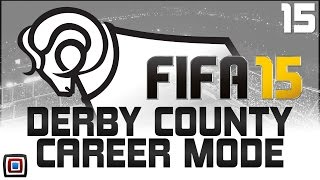 FIFA 15 - Derby County Career // The Final Push! // 15 [Xbox One]