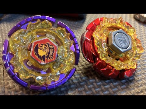 LIMITED BATTLE: Lightning Crown D:D VS Earth Quetzalcoatl B:D - Beyblade Metal Fight 4D