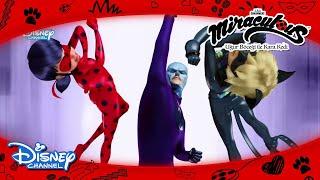 Mucize: Uğur Böceği ile Kara Kedi | Büyük Savaş 😑😡💪 | Disney Channel TR