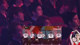 Скачать 170408 EXO REACT TO NCT DREAM CHEWING GUM MY FIRST AND LAST