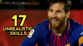 17 Impossible Things Only Messi Can Do - With Commentaries