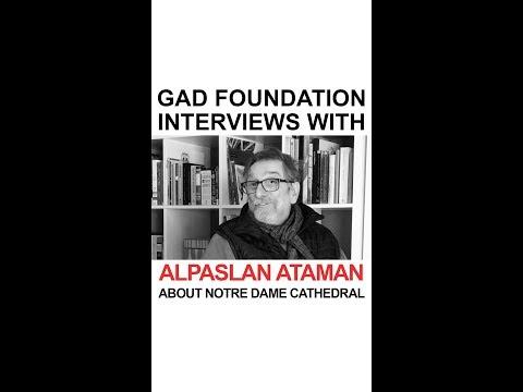Alpaslan Ataman - Notre Dame Cathedral