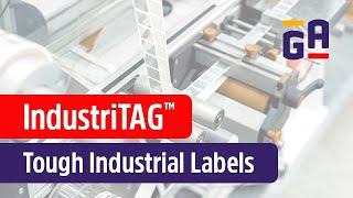 IndustriTAG™ – Tough Labels for Demanding Environments