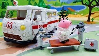 Мультики Игрушки Маша и Медведь у #видео #для детей Новые #Мультфильмы 2017