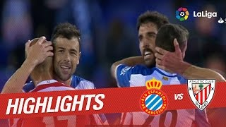 Resumen de RCD Espanyol vs Athletic Club (0-0)