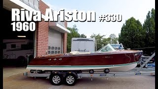 Riva Ariston (1960) Walkthrough. Mint Condition!
