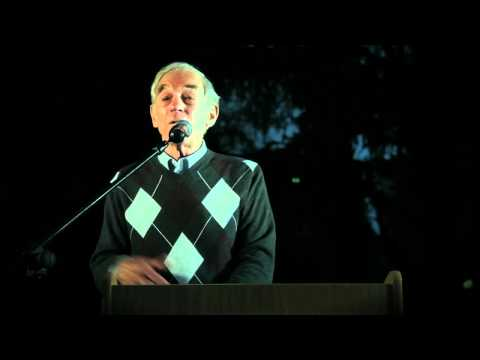 Ron Paul Keynotes From Chico State Rally 4/3/12