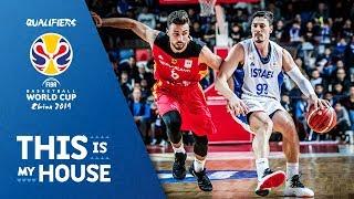 Israel v Germany - Highlights - FIBA Basketball World Cup 2019 - European Qualifiers