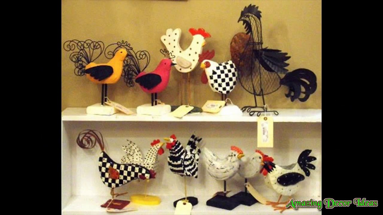 Rooster Kitchen Decor Ideas Youtube