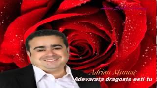 ADRIAN MINUNE - ADEVARATA DRAGOSTE ESTI TU, ZOOM STUDIO