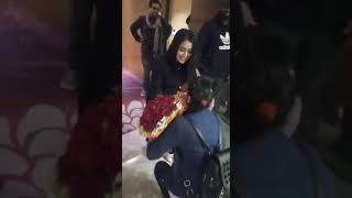 Gambar cover Neha Kakkar with neheart Nandini  biggest fan indore