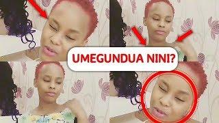 HII NDIO VIDEO Ya Lulu Baada Ya Kutoka JELA Watu Wengi Wameshangaa muonekano wake