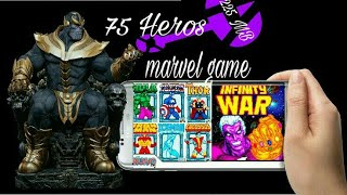 Marvel infinity war game for android ll offline ll 225 MB ll