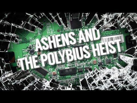 Ashens and the Polybius Heist | Indiegogo