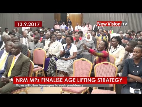 NRM MPs finalise age lifting strategy
