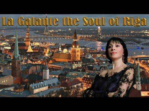 """INESSA GALANTE """"La Galante the Soul of Riga"""" Excerpt 2 CD album Mp3"""