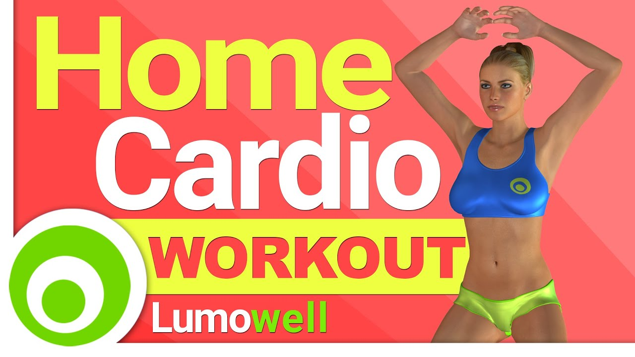 20 Minute At Home Cardio Workout Home Cardio Workout To Burn Fat And Lose Weight 20