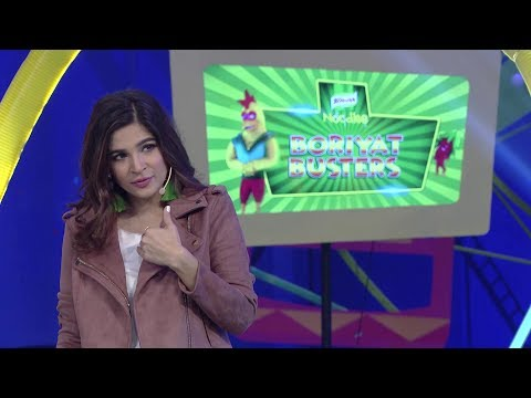 Knorr Noodles Boriyat Busters - Episode 8 with Ayesha Omer