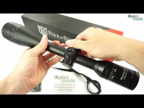 Nikko Stirling Panamax 8-24x50 LR Rifle Scope review