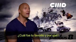 Movistar Deportes - Entrevista a Dwayne