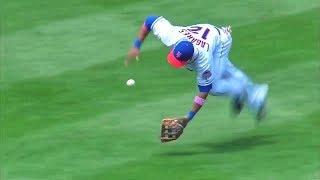 MLB GOAT CATCHES ᴴᴰ