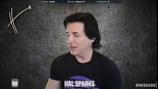 163,000 dead and trump is Golfing.. Again - Hal Sparks Livestream
