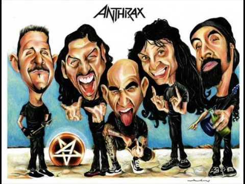 Anthrax    Cowboy Song