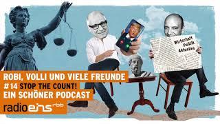 """Robi, Volli und viele Freunde #14 – """"Stop the Count!"""""""