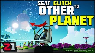 Seat GLITCH to ANOTHER Planet?! 60 Days of Astroneer Day 4 | Z1 Gaming