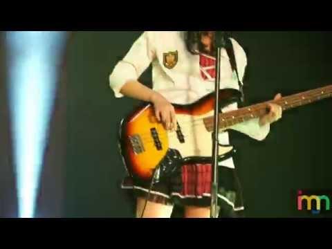 [FANCAM] JKT48 Band - Heavy Rotation [HD]