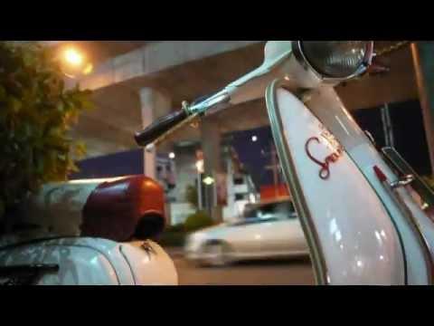 Lambretta- one day in BKK Tahiland