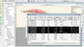 Bridge Analysis With Oasys Gsa (oasys Software Webinar)