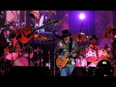 Carlos Santana live in Mexico City - Europa