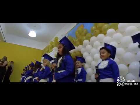 FORMATURA INFANTIL 2017 - Colégio Unicultura