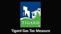 Tigard Gas Tax Measure