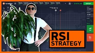 IQ option Review - RSI Trading Strategy (Relative Strength Index) - Binary Options