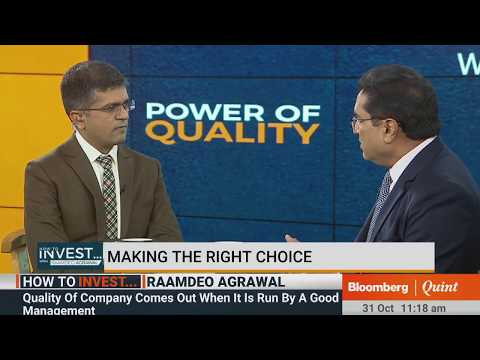 How To Invest....With Raamdeo Agrawal: Power Of Quality